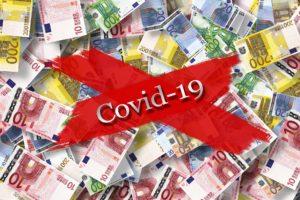 Die Corona/CoViD-19-Pandemie führt zu erheblichen Kosten und staatlichen Ausgaben. Diese werden in irgendeiner Form refinanziert werden müssen.